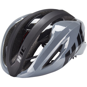 HJC Valeco Road Kask rowerowy, matt gloss grey black